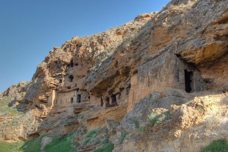 El Líbano vuelve a ser un destino de peregrinación (revive un antiguo monasterio de cuevas) 1