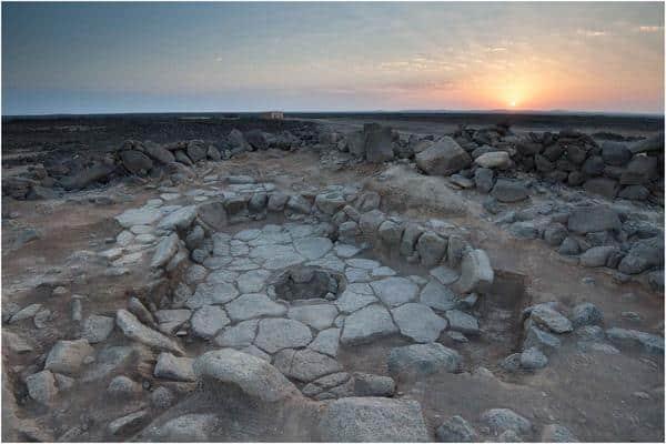 En Jordania el pan más antiguo del mundo 1