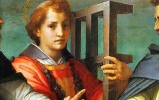 San Lorenzo, Diácono de la Iglesia de Roma - 10 agosto 1
