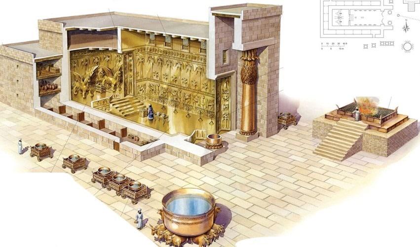El Templo de Salomón - Jerusalén 1