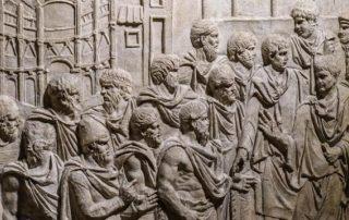 Roma muestra en una exposición las maravillas escondidas de su mejor emperador: Trajano 2