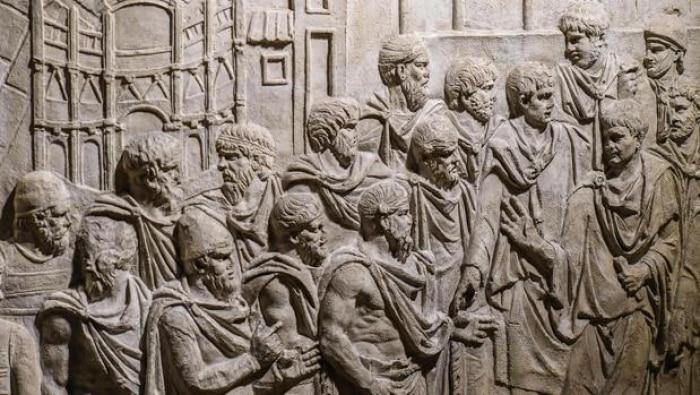 Roma muestra en una exposición las maravillas escondidas de su mejor emperador: Trajano 1