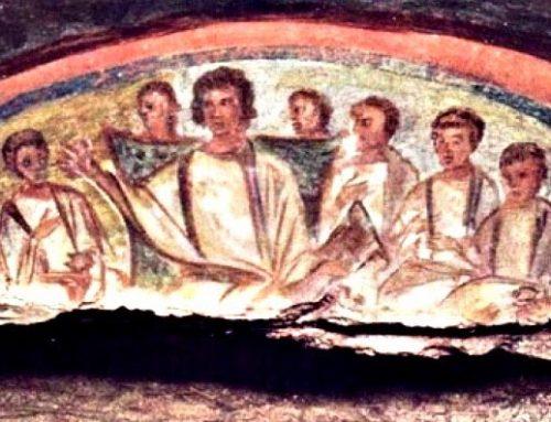 ¿Cómo era la Misa en el siglo III? – se celebrada en casas particulares