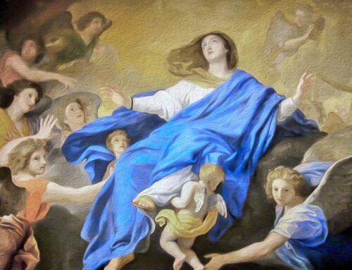¿Qué es el dogma de la Asunción de la Virgen?