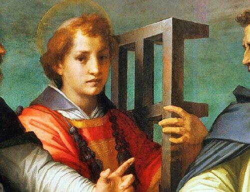 San Lorenzo, Diácono de la Iglesia de Roma – 10 agosto