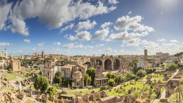 El estudio que muestra cómo la impresionante red de caminos del Imperio romano sigue generando prosperidad 2.000 años después 1