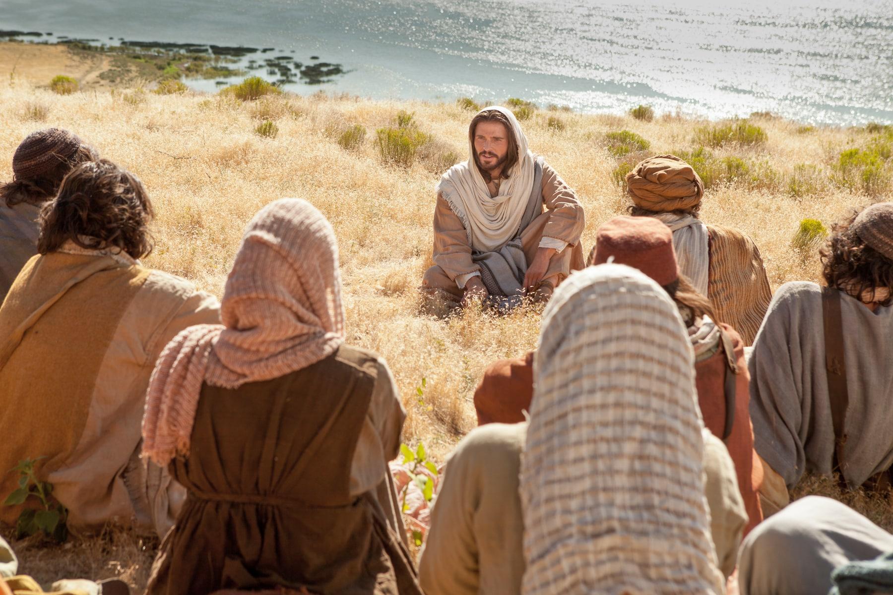 Las bienaventuranzas, retrato de Cristo y del cristiano 1