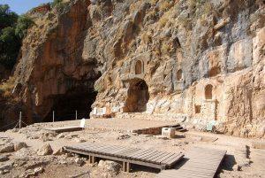 Cesarea de Filipo - Lugar en el que Jesús confió a Pedro las llaves del Reino 2