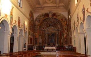 El lugar donde San Pedro bautizó a Santa Prisca 1