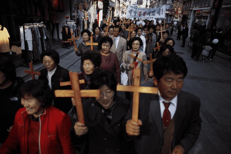 """""""Si eres cristiano en Corea del Norte, terminarás en una prisión por el resto de tu vida"""" 1"""