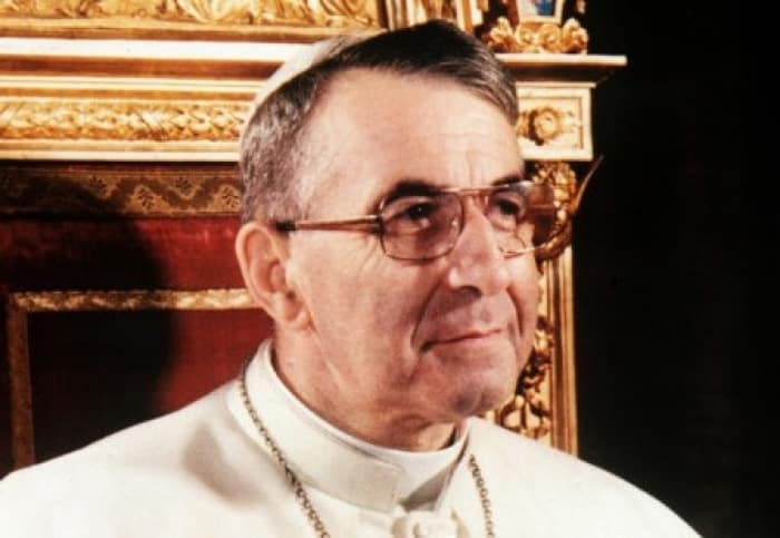 san Juan Pablo I