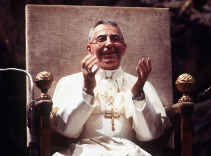 Juan Pablo I - El Papa que falleció hace 42 años 1