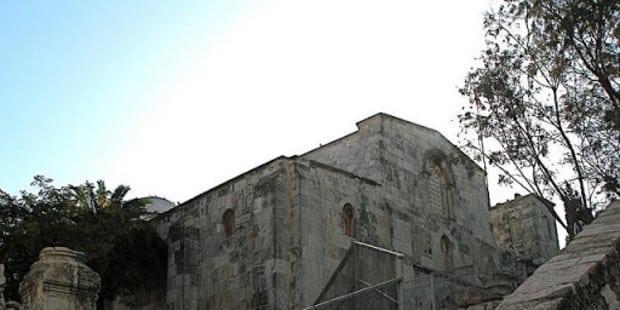 Visita un lugar sorprendente en Jerusalén: La casa de santa Ana, madre de la Virgen 1