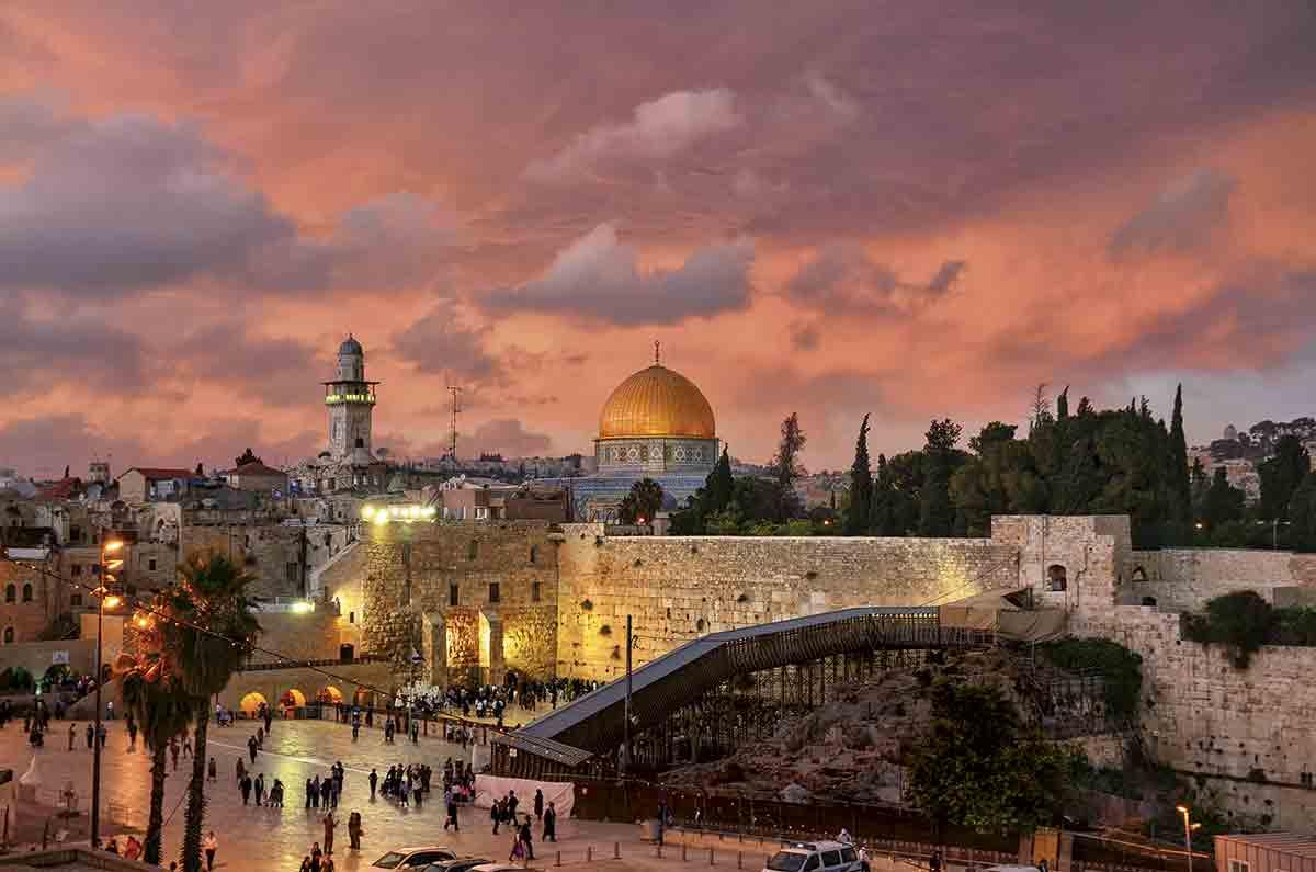 La realidad virtual hace posible ver la Jerusalén en que vivió Jesús 1