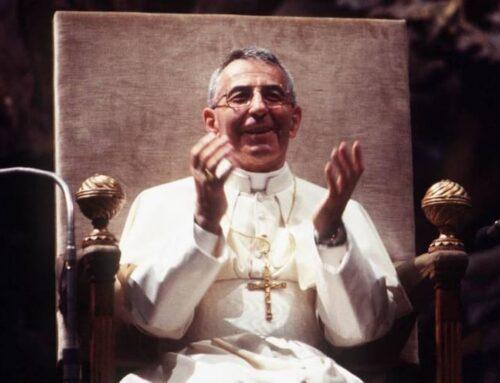 Juan Pablo I – El Papa que falleció el 29 de septiembre de 1978