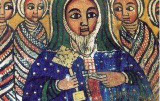 San Frumencio, evangelizador y primer obispo de Etiopía - 27 octubre 1