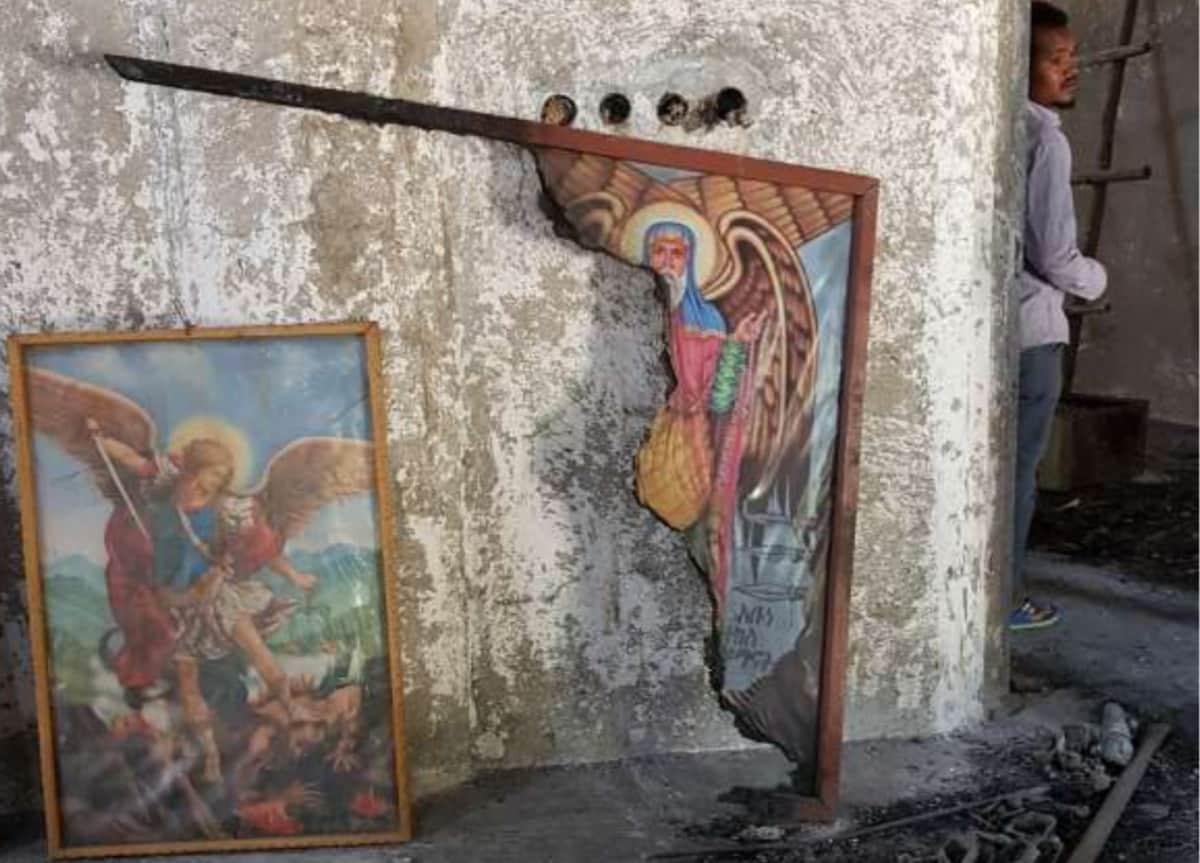 Estremecedora crónica de la salvaje persecución de cristianos en Etiopía 1