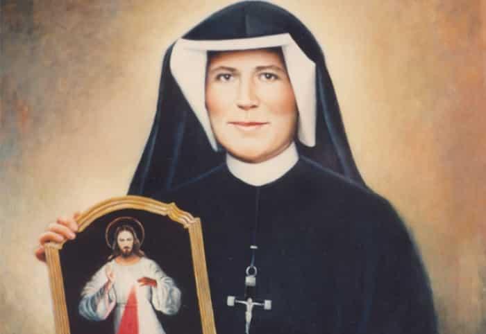Santa Faustina Kowalska, Apóstol de la Divina Misericordia – 5 de ...