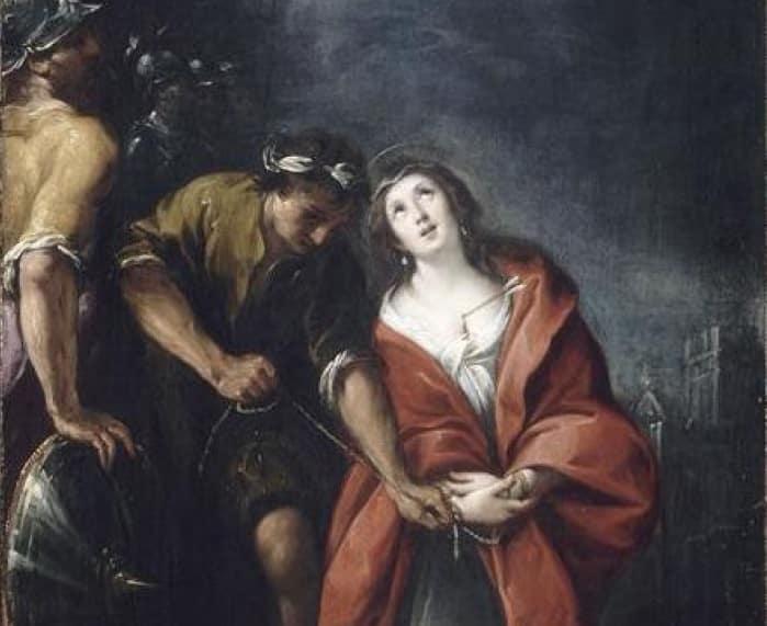 Santa Irene, virgen y mártir - 20 de octubre 1