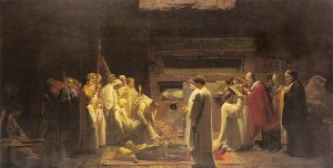 primeros martires