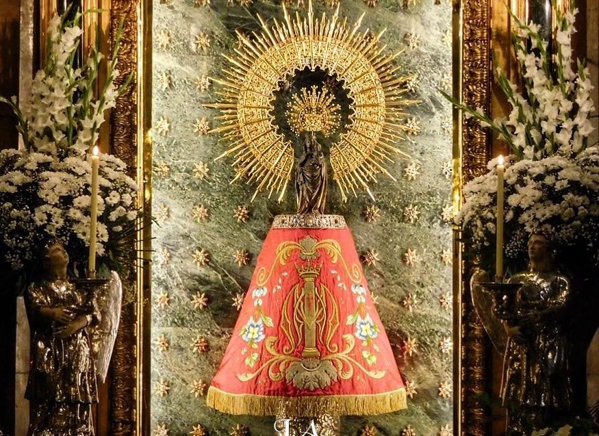 Todo lo que necesitas saber sobre la Virgen del Pilar y sus misterios 1