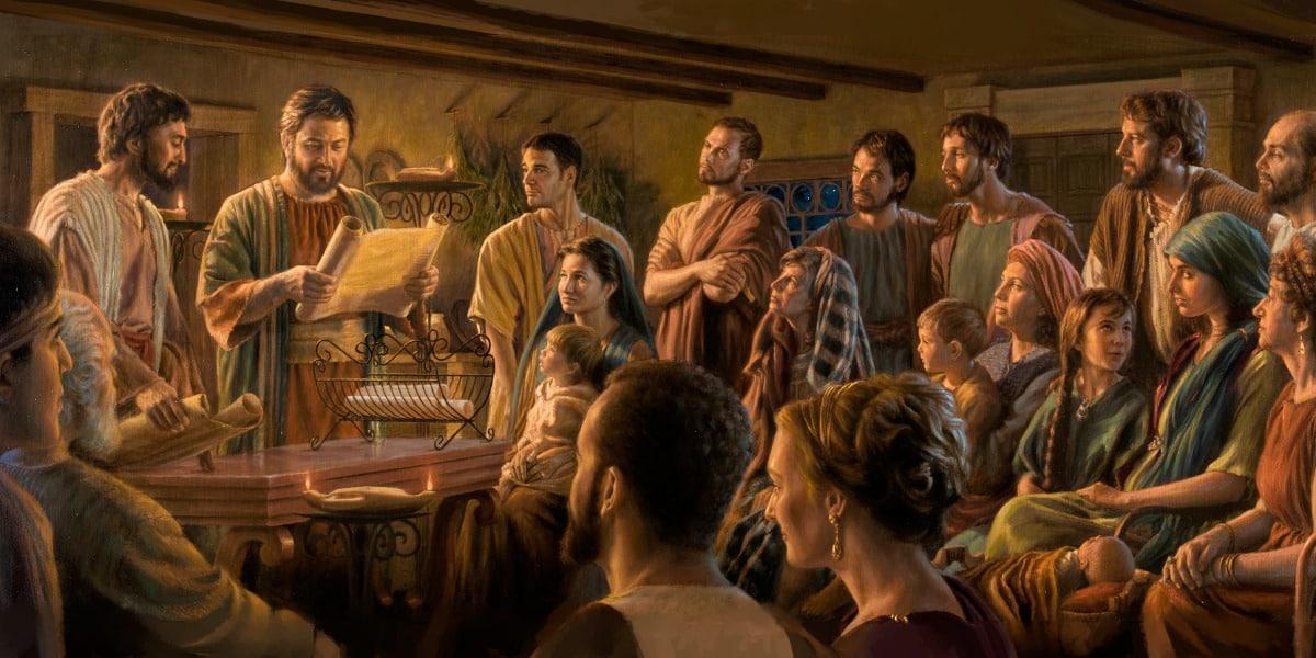 El fuego de los primeros cristianos 1
