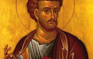 San Lucas , evangelista  -  18 de octubre 5