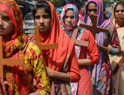 Cristianos en India rezan por el fin de las persecuciones