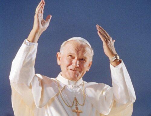 Juan Pablo II, 'in memoriam' –  Sorpresa en la elección