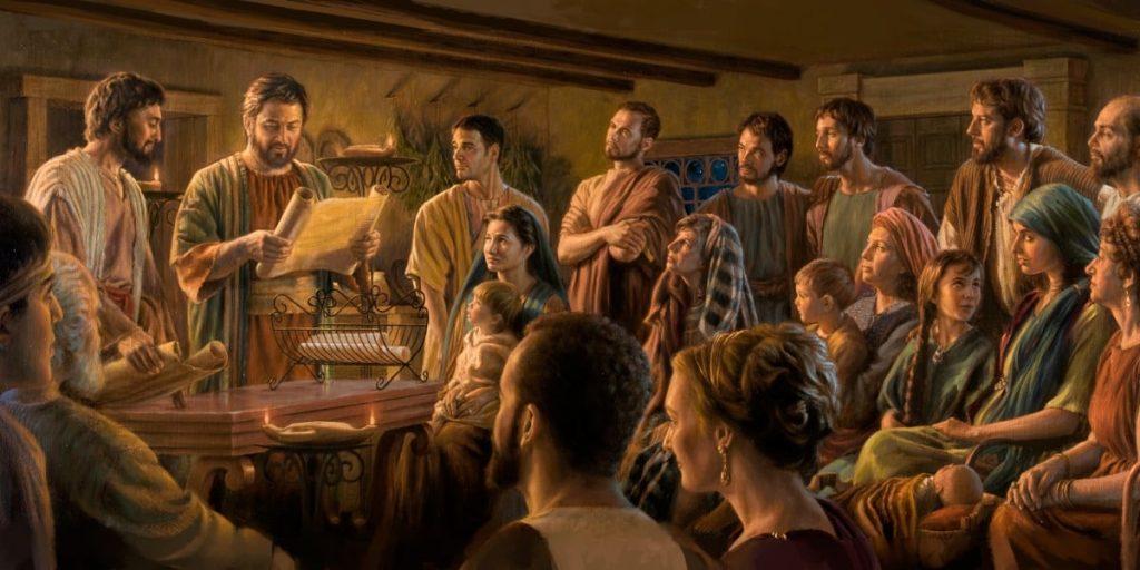 El fuego de los primeros cristianos 4
