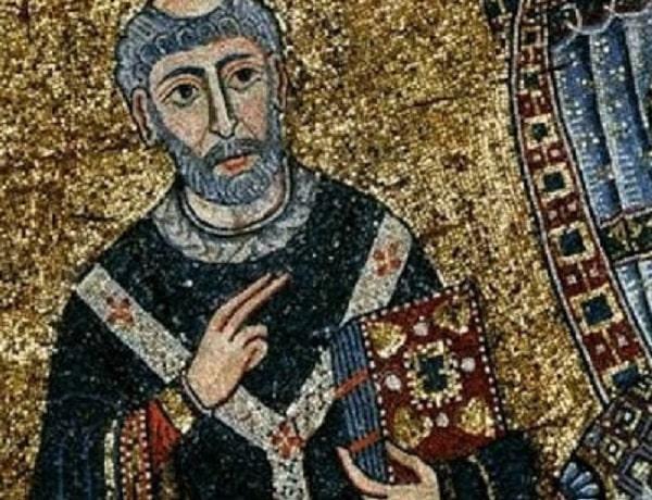San Calixto I, Papa  - 14 de Octubre 3