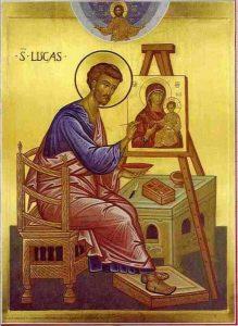 San Lucas , evangelista  -  18 de octubre 2
