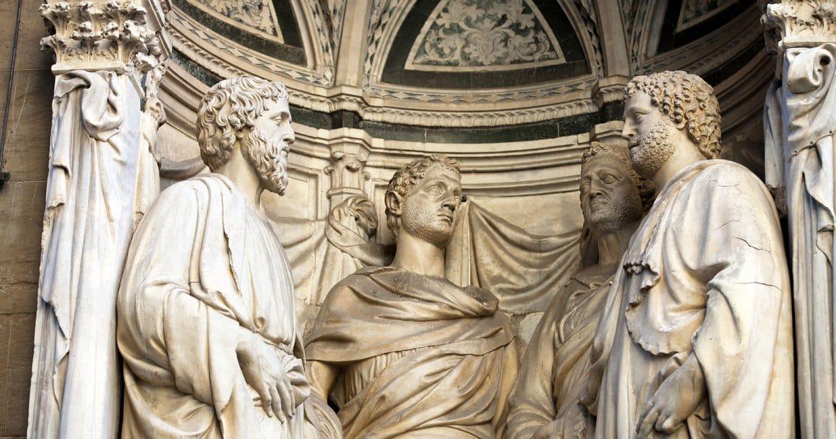 Los Cuatro santos mártires Coronados - 8 de noviembre 1