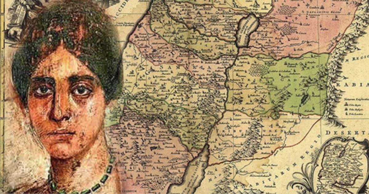 Egeria - La primera peregrina a Tierra Santa 1