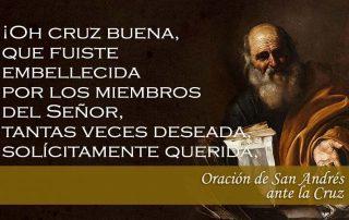 Oración de San Andrés a la santa Cruz 1
