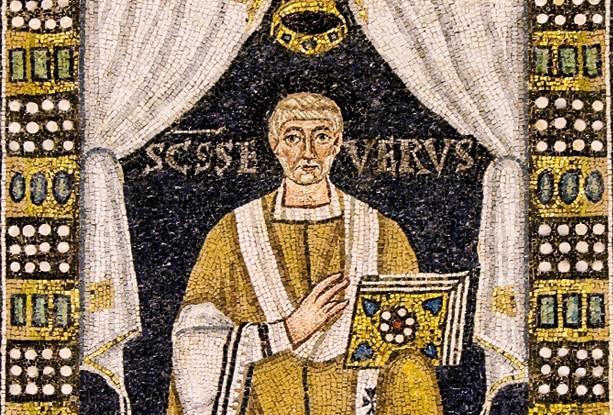 San Severo, obispo mártir - 6 de Noviembre 1