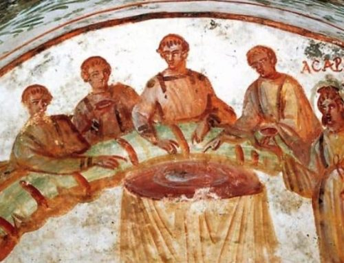 Ejemplo de vida de los primeros cristianos