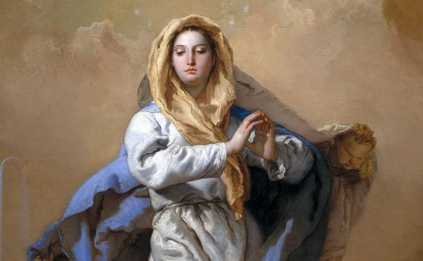 ¿Qué es la Novena de la Inmaculada? 1