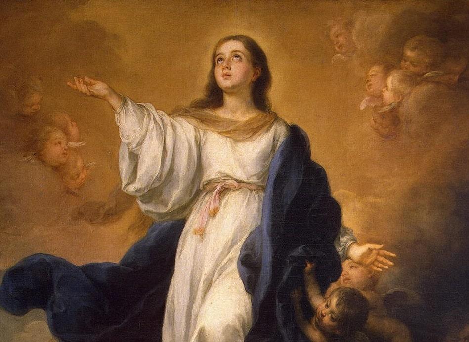 Novena a la Inmaculada Concepción de la Virgen 1