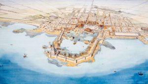 Cesarea Maritima, antigua ciudad gobernada por Herodes - Nuevo centro para visitantes 3