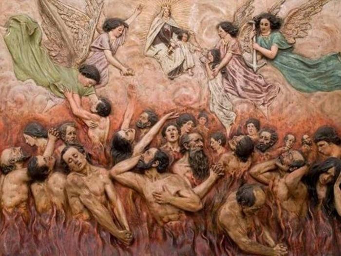 El Purgatorio es una gran misericordia de Dios 1