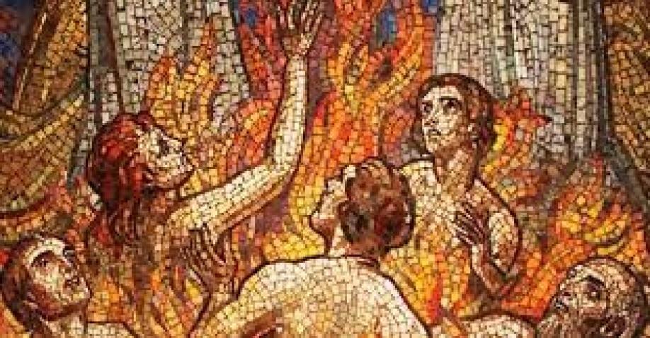 «Oración por las almas del purgatorio» - Escucha esta hermosa oración 1