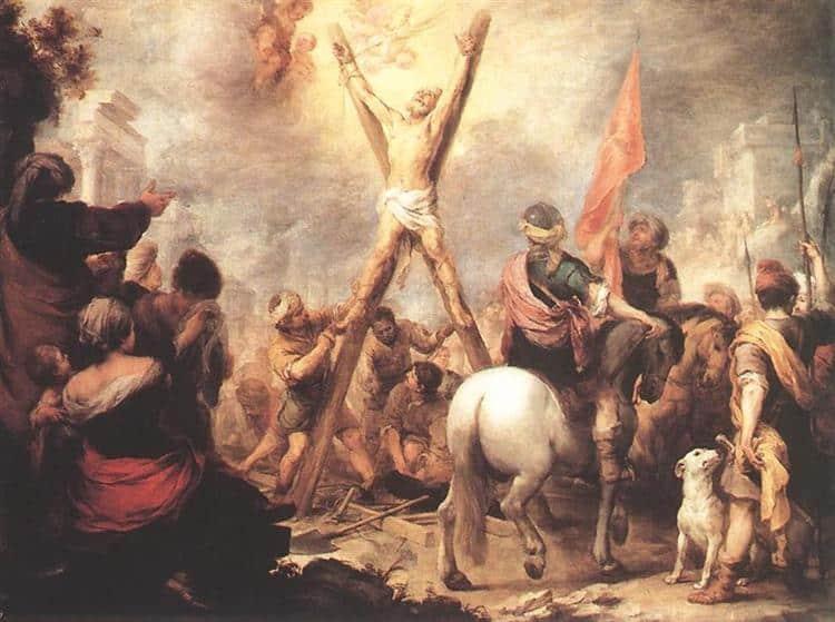 Oración de San Andrés a la santa Cruz 2