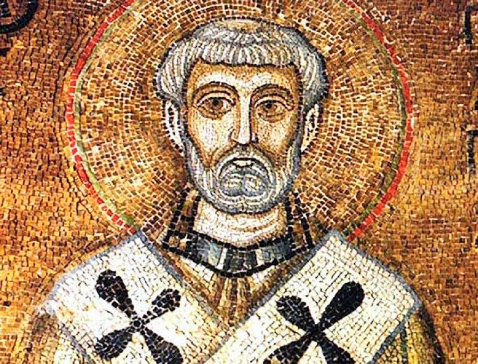 San Clemente Romano, cuarto Papa - 23 de noviembre 1