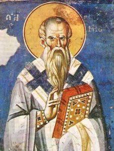 San Clemente Romano, cuarto Papa - 23 de noviembre 2