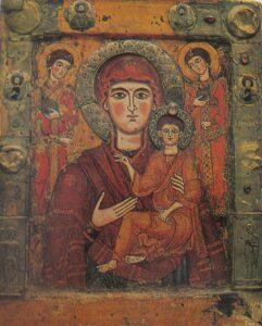 ¿Sabes cuáles son las 9 imágenes más antiguas de la Virgen María? 10