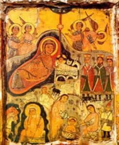 ¿Sabes cuáles son las 9 imágenes más antiguas de la Virgen María? 7