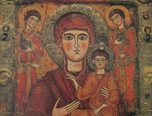 Las 9 imágenes más antiguas de la Virgen María
