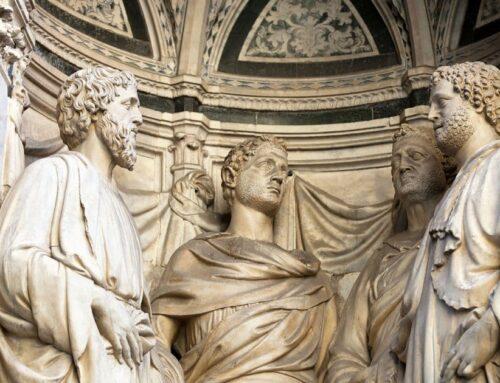 Los Cuatro santos mártires Coronados – 8 de noviembre