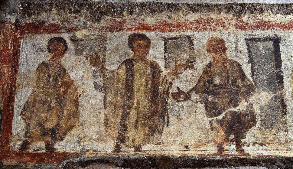 La Eucaristía en el siglo II - un rito muy actual 1
